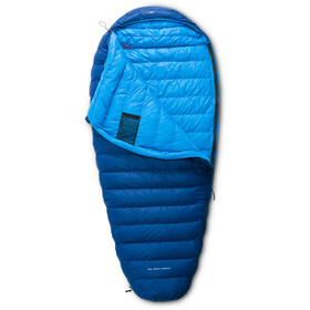 Y by Nordisk Tension Comfort 600 Sacos de dormir XL, royal blue/methyl blue